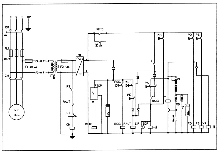 hh intertech danmark aps  stratos r  three phase wiring diagram
