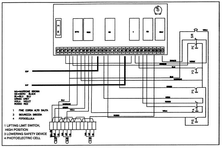 hh intertech danmark aps  stratos r  electric wiring diagram
